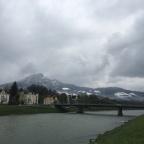 Van Laudenbach naar Salzburg