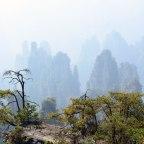 Zuid China, veel karst en nog veel meer regen