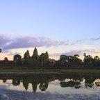 Van Angkor Wat via Phnom Penh naar Kampot