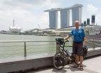 De laatste loodjes naar Singapore