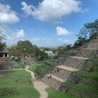 Gringo in Palenque